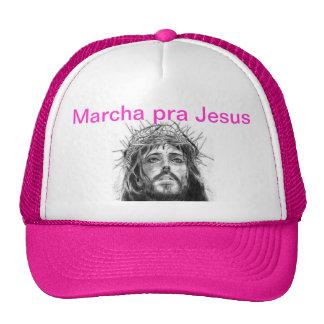 Marsch für den Jesus Kult Mützen