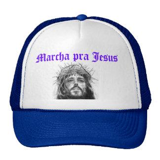 Marsch für den Jesus Retromützen