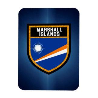 Marschall-Insel-Flagge Magnet