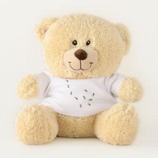 marschierende Ameisen Teddybär