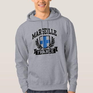 Marseille Kapuzensweatshirt