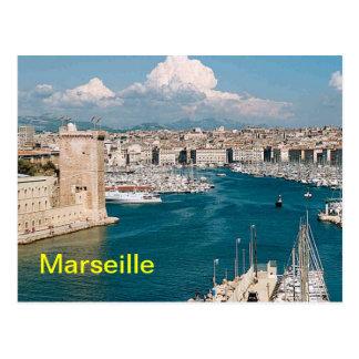 Marseille-Postkarten Postkarte