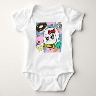 Marshmella Baby-Bodysuit Baby Strampler