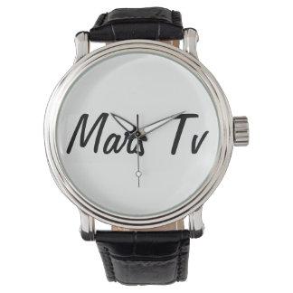 MarsTv Armbanduhr
