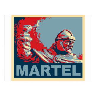 Martel (Hoffnungsfarben) Postkarte