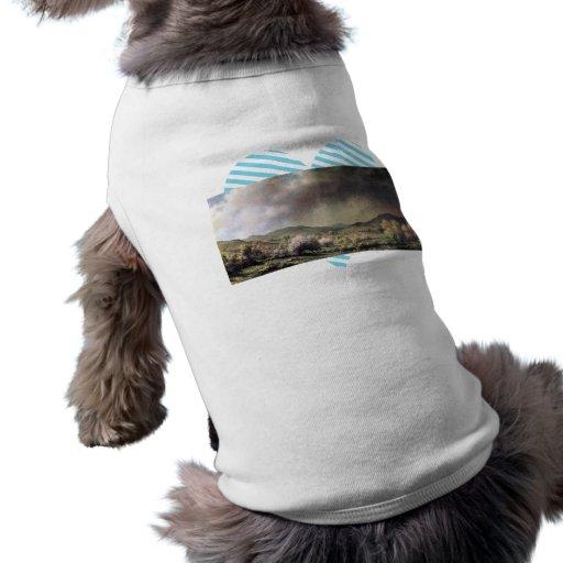 Martin Johnson Heade - Frühlingsregen das Tal von  Haustierhemd
