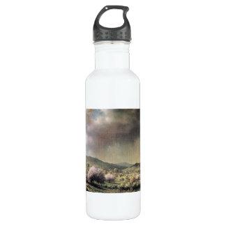 Martin Johnson Heade - Frühlingsregen das Tal von Trinkflaschen