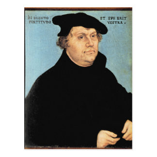 Martin Luther, c.1532 Postkarte
