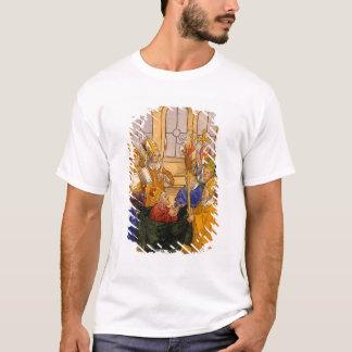 Martin V ist als Papst installiert T-Shirt