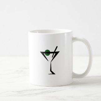 Martini-Glas Kaffeetasse