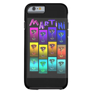 Martini Tough iPhone 6 Hülle