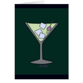 Martini schnell Limon Karte