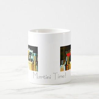 Martini-Zeit Kaffeetasse