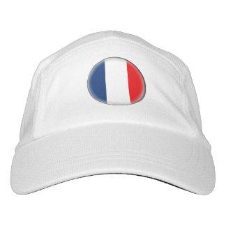 Martinique-Flagge Headsweats Kappe