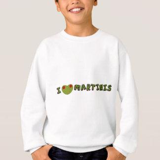 Martinis des Herzens I Sweatshirt