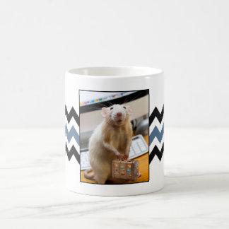 Marty MäuseTasse - bereiten Sie für Abenteuer vor Kaffeetasse