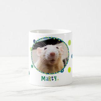 Marty MäuseTasse - mit Polka-Punkten Kaffeetasse
