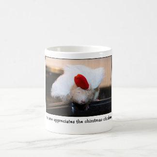 Marty MäuseTasse - niemand schätzt das Weihnachten Kaffeetasse