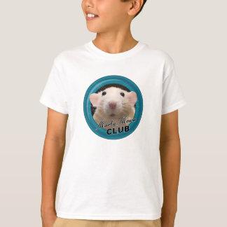 Marty Mäuseverein-T - Shirts (Kindergröße)