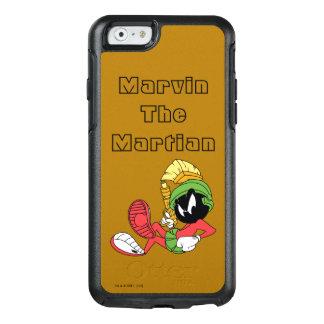 MARVIN das MARTIAN™, das mit Laser stützt OtterBox iPhone 6/6s Hülle