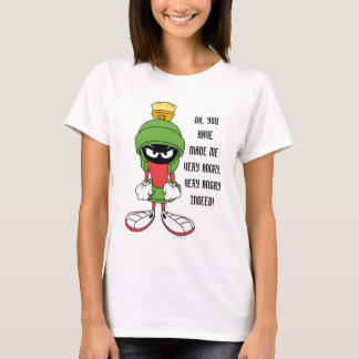 MARVIN das MARTIAN™ Umkippen T-Shirt