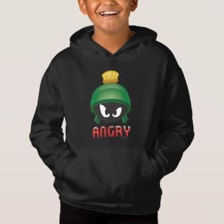 MARVIN das MARTIAN™ verärgertes Emoji Hoodie