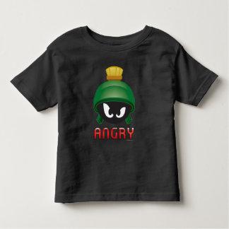 MARVIN das MARTIAN™ verärgertes Emoji Kleinkind T-shirt