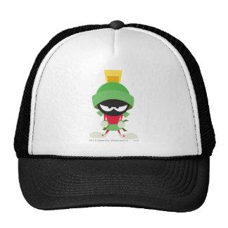 Marvin der Marsmensch bereit anzugreifen Baseballkappen