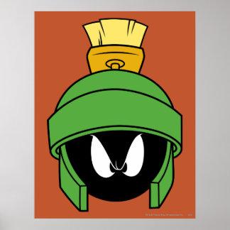 Marvin der Marsmensch wütend Plakate