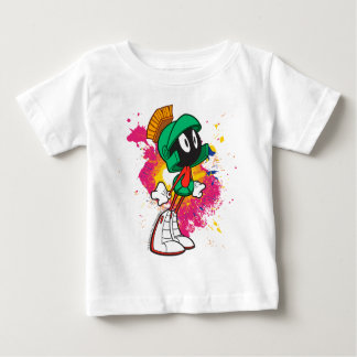 Marvin stehend auf Heels Baby T-shirt