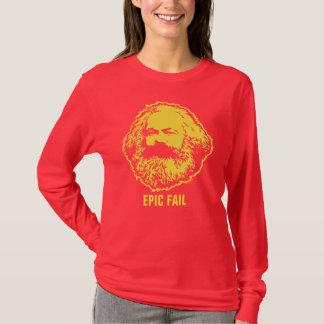 Marx-Epos versagen kundengerechtes Shirt