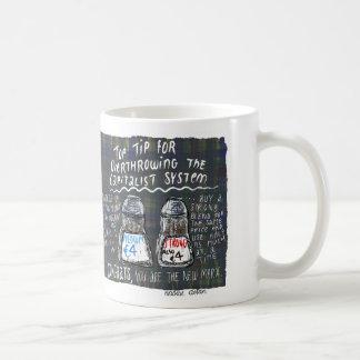 Marxistischer Kaffee Kaffeetasse