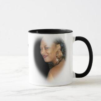Mary Ann Curry-Herz-Tasse Tasse