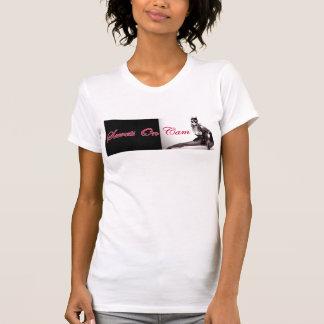 Mary die geheime Katzen-Frau T-Shirt