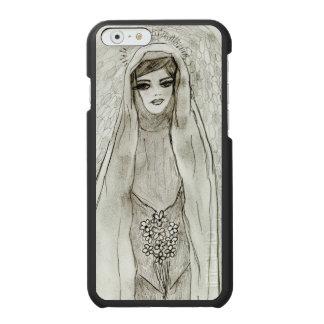 Mary in der Grotte Incipio Watson™ iPhone 6 Geldbörsen Hülle