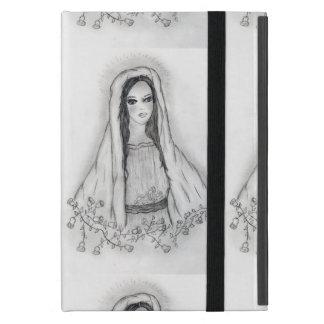 Mary mit Rosen iPad Mini Hüllen