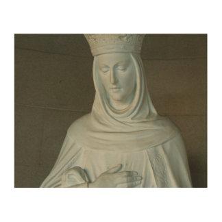 Mary-Mutter von Jesus Holzleinwände