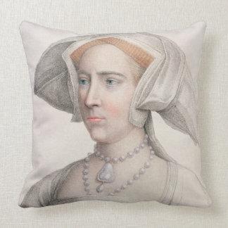 Mary Tudor (1516-58) graviert von Francesco Zierkissen
