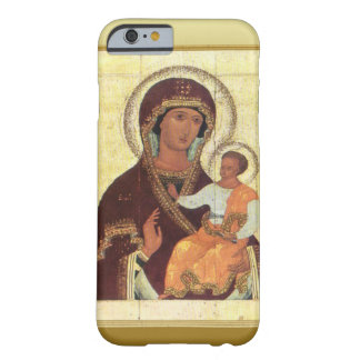 Mary und Kind Jesus Barely There iPhone 6 Hülle