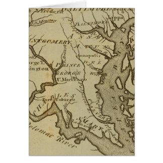 Maryland 5 karte