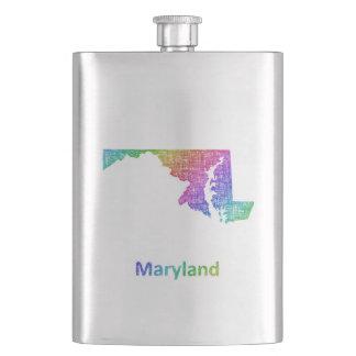 Maryland Flachmann