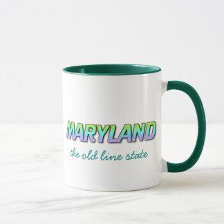Maryland-Kaffee-Tasse Tasse