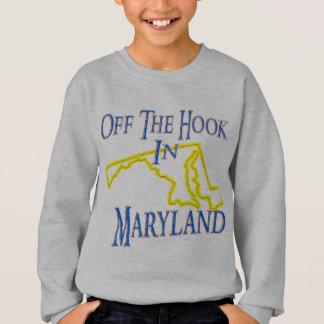 Maryland - weg vom Haken Sweatshirt
