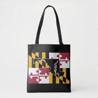 Marylandflaggen-/-Staatstasche Tasche