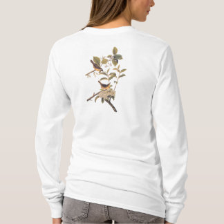 MarylandYellowthroat Audubon Vögel im Olivenbaum T-Shirt