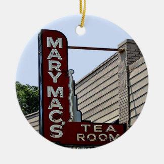 MaryMac, Atlanta, Keramik Ornament