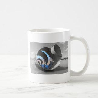 Marys Muschel Kaffeetasse