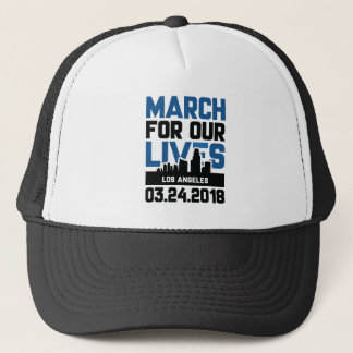 März für unser Leben LA Truckerkappe