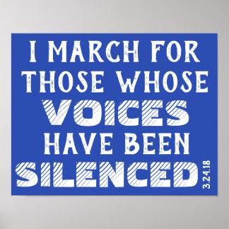 März: Plakat des März I…