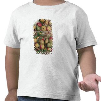 März, von 'zwölf Monaten Früchten Shirts